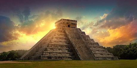 MEXICO CONEXIÓN CON TU CORAZÓN QUÁNTICO-CHICHEN  ITZA  Y RIVERA MAYA boletos