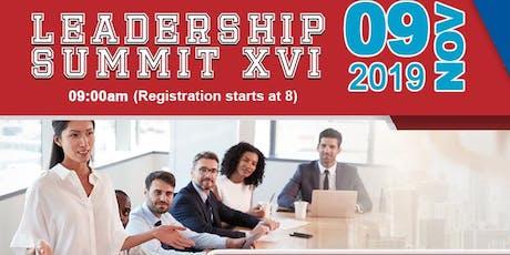 CAPA Leadership Summit 2019  tickets
