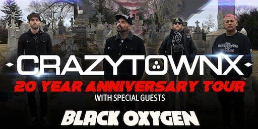A Kronik Hallowe'en Bash w/ Crazytown at Red Papay