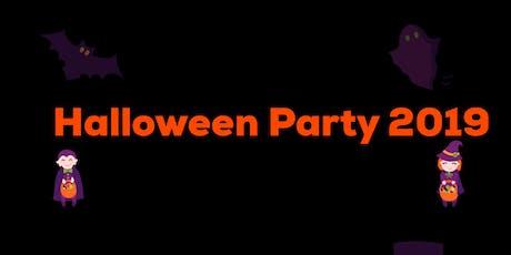 Halloween Party 2019 Asia→Boston tickets