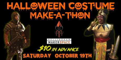Halloween Costume Make-A-Thon tickets