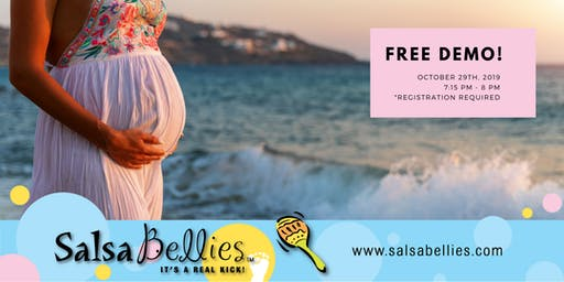 Salsa Bellies - Winter Demo