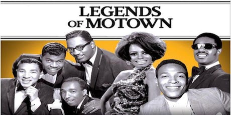 Legends of Motown tickets