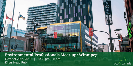 Environmental Professionals Meet-up: Winnipeg