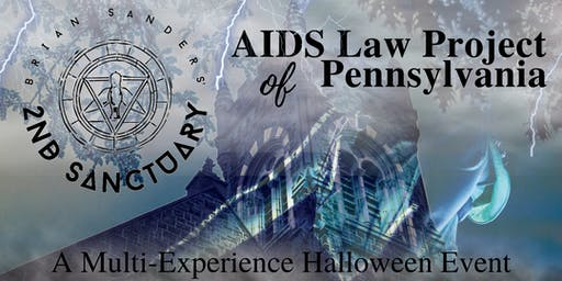 AIDS Law Project  & Brian Sanders' 2nd Sanctuary - A Multi-Experience Event