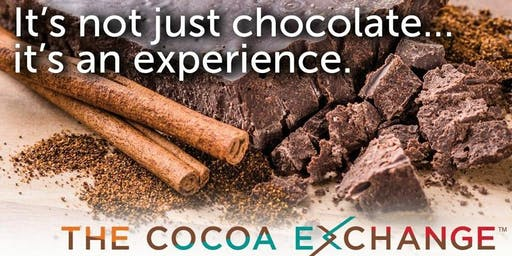 Experience the Sweet Life: Chocolate Tasting and Opportunity Event