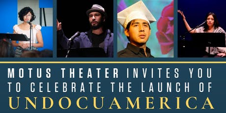Untold Stories of UndocuAmerica: Podcast Launch tickets