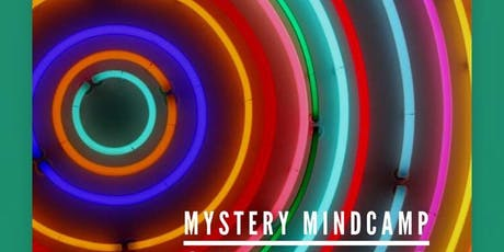 Mystery Mindcamp - Creative afternoon series tickets