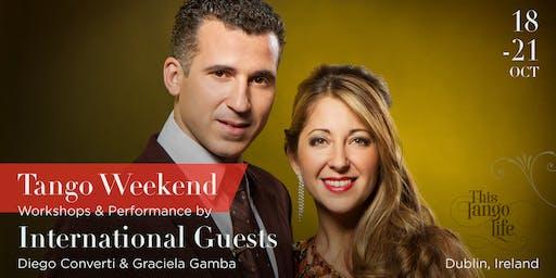 Diego & Graciela Tango Weekend in Dublin - This Tango Life