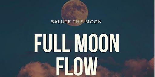 Full Moon Yoga Flow with Jen Tucker @ The Full Moon Market