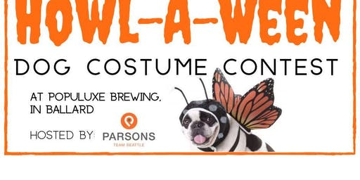 Howl-A-Ween Dog Costume Contest