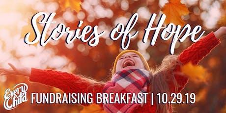 Stories of Hope Breakfast tickets