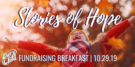 Stories of Hope Breakfast