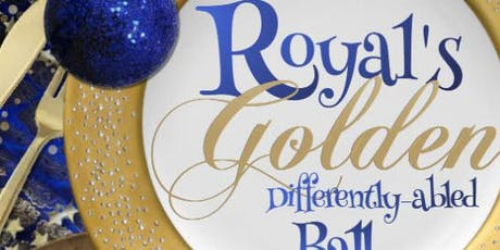 Royal's Differently-abled Golden Ball November 24 2019 tickets