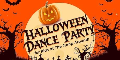 The Jump Around Halloween DANCE Party tickets
