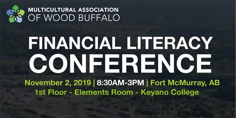 Financial Literacy Conference 2019 tickets