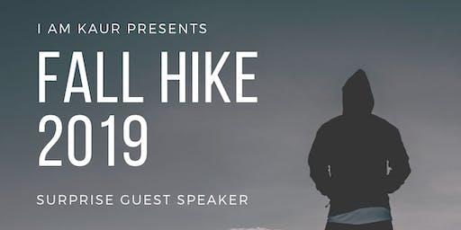 FALL HIKE 2019