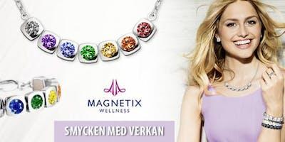 Velkommen til en informasjonsrik og hyggelig kveld med Magnetix Wellness