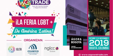 WETRADE 2019 - LA FERIA LGBT+ DE AMÉRICA LATINA entradas