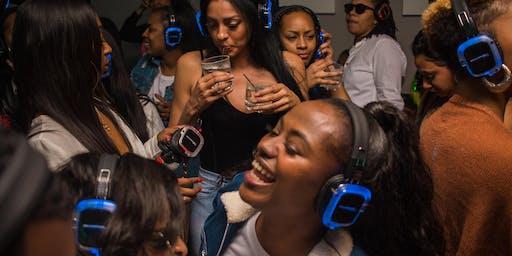 """MILLENNIUM AGE HOSTS: SILENT PARTY COLUMBIA """"R&B VS TRAP"""""""