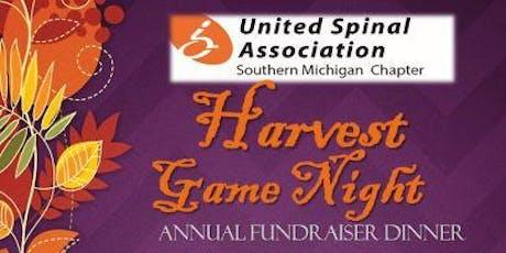 Harvest Game Night  tickets