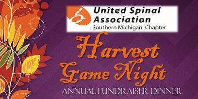 Harvest Game Night