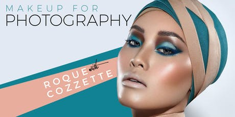Makeup for Photography with Roque Cozzette tickets