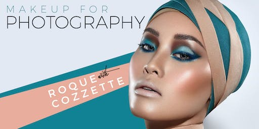 Makeup for Photography with Roque Cozzette