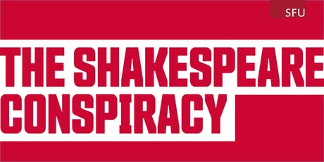 The Shakespeare Conspiracy tickets