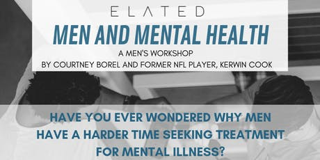 Men and Mental Health tickets