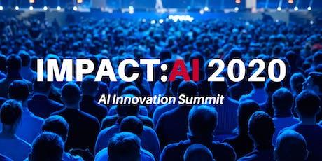 Impact:AI 2020 tickets
