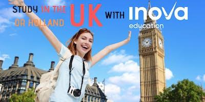 Estudia en el Reino Unido o Holanda - asesoría personal Cancún