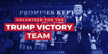 October 18th- Trump Victory Voter Registration Workshop tickets