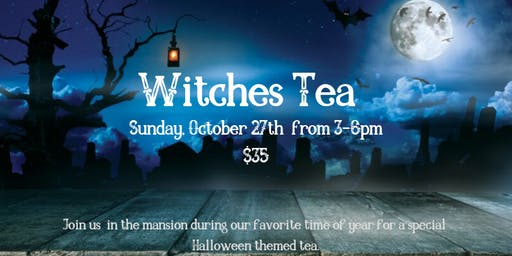 Witches Tea