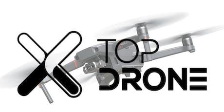 Taller manejo de DRONES - CABA lunes 11 y sábado 30 de Noviembre entradas