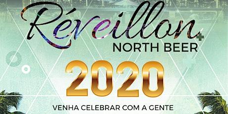 Réveillon North Beer 2020 ingressos