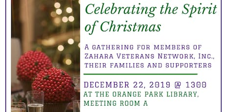"""4th Annual Holiday Social"" by ZVN, Inc. tickets"