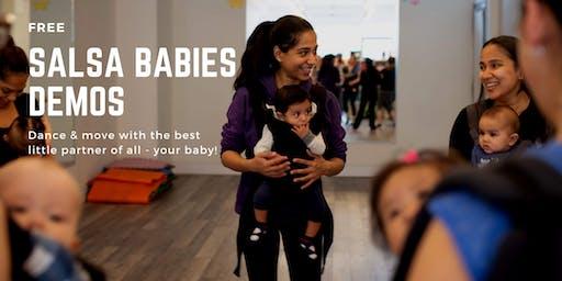 Salsa Babies - Winter Demos