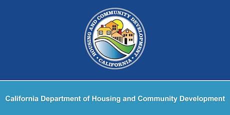 Local Housing Trust Fund (LHTF) Public Hearing Webinar tickets