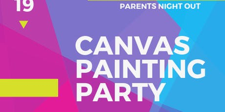 Canvas Painting Party tickets
