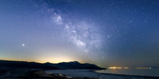 Utah Master Naturalist Dark Sky Observations - Antelope Island State Park