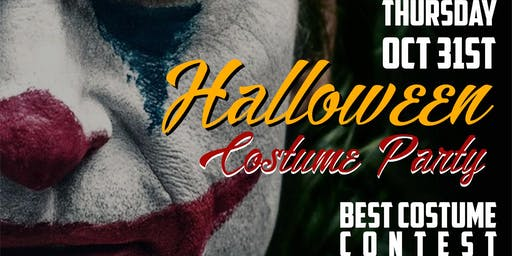 Halloween Costume & Dance Party