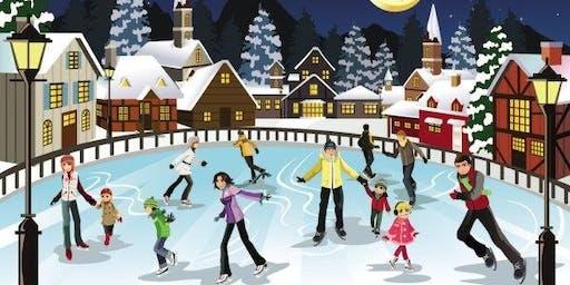 Free Ice Skating :: Denton Holiday Lighting Festival 2019