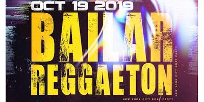 Bailar Reggaeton :: midnight cruise party :: HORNBLOWER YACHTS