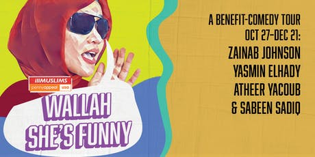Wallah She's Funny Chicago tickets
