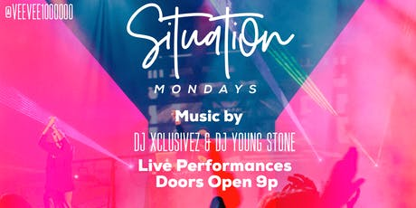 Situation Mondays tickets