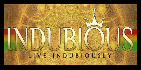 INDUBIOUS (Halloween Party) at Bigs Bar tickets