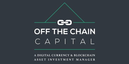 Off the Chain Capital Blockchain Investing Lunch and Learn at WUSTL