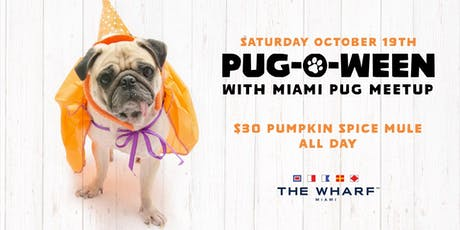 Pug-O-Ween with Miami Pug Meetup tickets