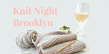 Row House Knit Night - Brooklyn - Oct 24th tickets